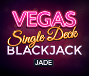 Vegas Single Deck Blackjack (Jade)