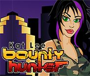 Kat Lee: Bounty Hunter